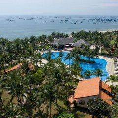 Отель Pandanus Resort пляж