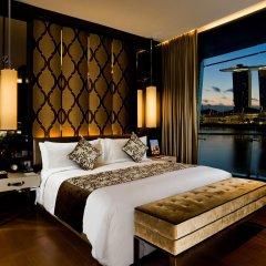 The Fullerton Bay Hotel Singapore комната для гостей фото 4