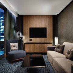 Отель Hilton London Bankside Лондон комната для гостей фото 3