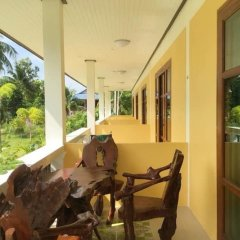 Отель The pearl hometel балкон