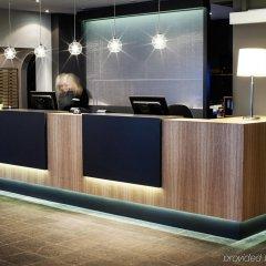 Отель First Hotel Atlantic Дания, Орхус - отзывы, цены и фото номеров - забронировать отель First Hotel Atlantic онлайн интерьер отеля фото 2