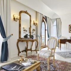 Отель Palazzo Avino Равелло комната для гостей фото 3