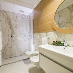 Отель Metropol Ceccarini Suite Риччоне ванная фото 3