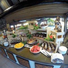 Отель Castaway Island Fiji питание