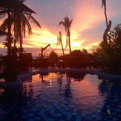Отель Living Chilled Koh Tao - Hostel Таиланд, Остров Тау - отзывы, цены и фото номеров - забронировать отель Living Chilled Koh Tao - Hostel онлайн бассейн фото 2