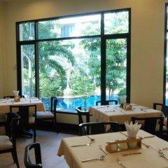 Отель Le Casa Bangsaen Таиланд, Чонбури - отзывы, цены и фото номеров - забронировать отель Le Casa Bangsaen онлайн питание фото 3