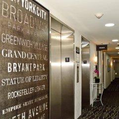 Отель Best Western Plus LaGuardia Airport Hotel Queens США, Нью-Йорк - отзывы, цены и фото номеров - забронировать отель Best Western Plus LaGuardia Airport Hotel Queens онлайн интерьер отеля фото 3