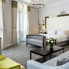 Отель Hilton Paris Opera Париж комната для гостей фото 5