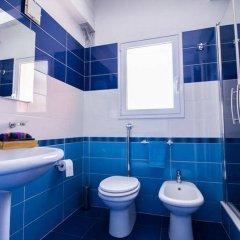 Отель Corallo - Case Sicule Поццалло ванная