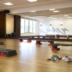 Barut B Suites Турция, Сиде - отзывы, цены и фото номеров - забронировать отель Barut B Suites онлайн фитнесс-зал фото 4