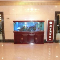 Beijing Fujian Hotel Пекин интерьер отеля фото 2