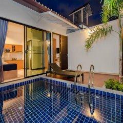 Отель Anchan Private Pool Villas с домашними животными