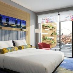 Отель Aloft Madrid Gran Via детские мероприятия