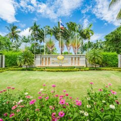 Отель Duangjitt Resort, Phuket спортивное сооружение