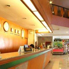 Отель Mike Beach Resort Pattaya интерьер отеля