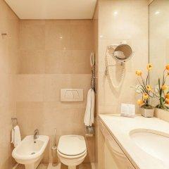 Отель Marquês de Pombal Португалия, Лиссабон - 5 отзывов об отеле, цены и фото номеров - забронировать отель Marquês de Pombal онлайн ванная фото 2