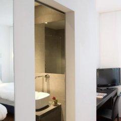 Отель Aqua Hotel Brussels Бельгия, Брюссель - 2 отзыва об отеле, цены и фото номеров - забронировать отель Aqua Hotel Brussels онлайн комната для гостей фото 5