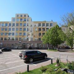 Гостиница Серпуховской Двор парковка