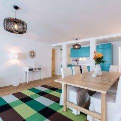 Апартаменты BP Apartments - Baudry Apartments Париж комната для гостей фото 4