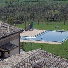 Отель Agriturismo Zaffamaro Сполето спортивное сооружение