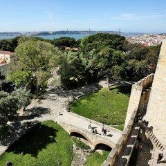 Отель Solar Do Castelo, a Lisbon Heritage Collection пляж фото 2