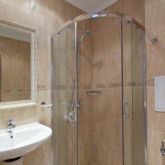 Отель Family Hotel Milev Болгария, Свети Влас - отзывы, цены и фото номеров - забронировать отель Family Hotel Milev онлайн ванная