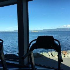 Clarion Hotel & Congress Trondheim пляж
