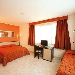 Hotel Cristina Рокка-Сан-Джованни комната для гостей фото 4