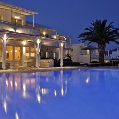Anemoessa Boutique Hotel Mykonos бассейн
