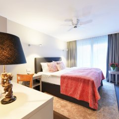 Отель Admiral Германия, Мюнхен - 1 отзыв об отеле, цены и фото номеров - забронировать отель Admiral онлайн комната для гостей фото 16