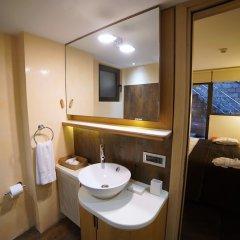 Отель Deris Bosphorus Lodge Residence ванная фото 2