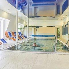 Отель Komorni Hurka Чехия, Хеб - отзывы, цены и фото номеров - забронировать отель Komorni Hurka онлайн бассейн