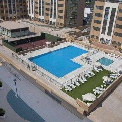 Отель Compostela Suites бассейн фото 2