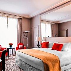 Prince de Galles, a Luxury Collection hotel, Paris комната для гостей фото 5