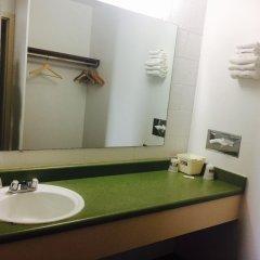 Отель Budget Host Platte Valley Inn ванная фото 2