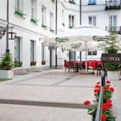 Отель Residence St. Andrew's Palace Польша, Варшава - отзывы, цены и фото номеров - забронировать отель Residence St. Andrew's Palace онлайн фото 6