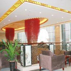 The Tang Dynasty Hotel Downtown Сиань интерьер отеля