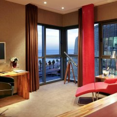 Отель Pullman Barcelona Skipper комната для гостей фото 5