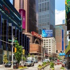 Отель Crowne Plaza Times Square Manhattan США, Нью-Йорк - отзывы, цены и фото номеров - забронировать отель Crowne Plaza Times Square Manhattan онлайн фото 5