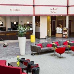 Отель Scandic Star Швеция, Лунд - отзывы, цены и фото номеров - забронировать отель Scandic Star онлайн интерьер отеля