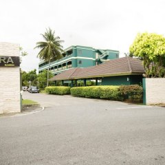 Отель Patra Mansion парковка