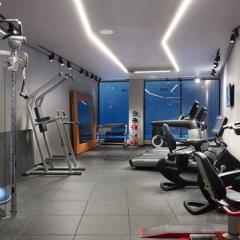 Отель Hilton London Bankside Лондон фитнесс-зал фото 2