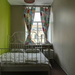 Мир Хостел комната для гостей фото 3