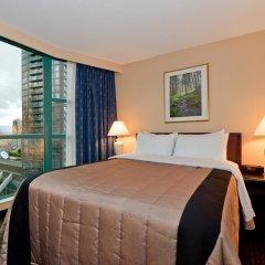 Отель Rosedale On Robson Suite Hotel Канада, Ванкувер - отзывы, цены и фото номеров - забронировать отель Rosedale On Robson Suite Hotel онлайн комната для гостей
