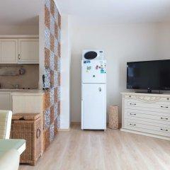 Апартаменты Two Bedroom Apartment with Large Balcony комната для гостей фото 2
