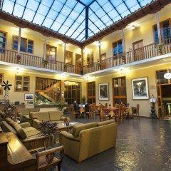 Отель Best Western Los Andes de América интерьер отеля фото 3