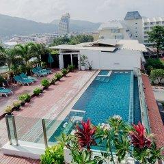 Aspery Hotel балкон