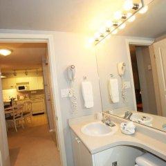 Отель Times Square Suites Канада, Ванкувер - отзывы, цены и фото номеров - забронировать отель Times Square Suites онлайн ванная