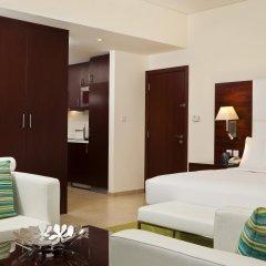 Отель Hilton Dubai The Walk 4* Студия Делюкс с различными типами кроватей фото 2