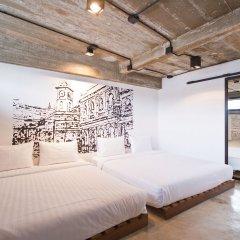 Отель Quip Bed & Breakfast Таиланд, Пхукет - отзывы, цены и фото номеров - забронировать отель Quip Bed & Breakfast онлайн комната для гостей фото 3